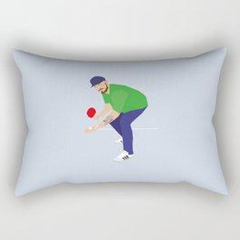 The Greek Rectangular Pillow