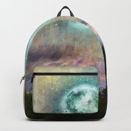 Planetary Soul Haven Day Backpack
