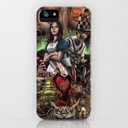 Alice Madness Returns iPhone Case