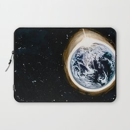 Life on the event horizon 1 Laptop Sleeve