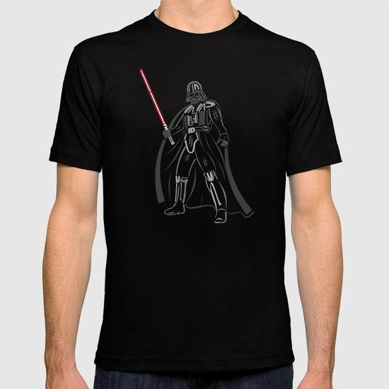 Font vader T-shirt