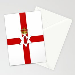 Flag of Ulster Stationery Cards