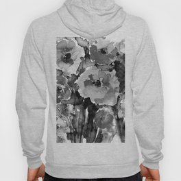 Floral Enchantment No.17D by Kathy Morton Stanion Hoody