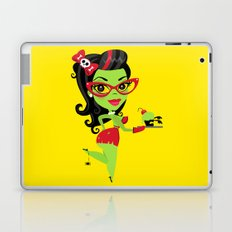 Bettie Bakes a Doomcake Laptop & iPad Skin