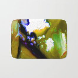 Abstract Bliss 3C by Kathy Morton Stanion Bath Mat