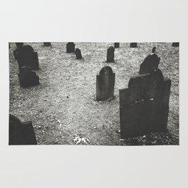 tombstones Rug
