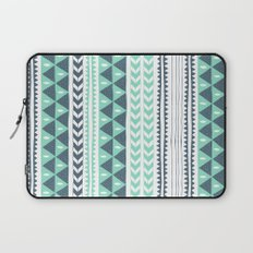 Winter Stripe Laptop Sleeve