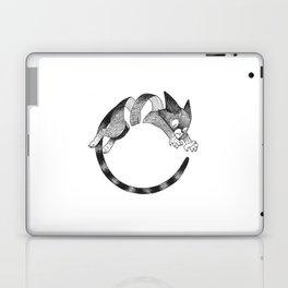 Cat Loop Laptop & iPad Skin