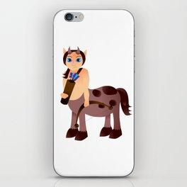 Archer Sagittarius Zodiac iPhone Skin