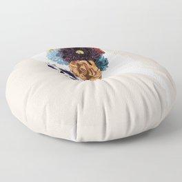 Versailles Skull Floor Pillow