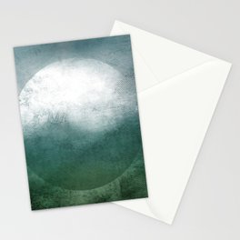 Circle Composition VII Stationery Cards