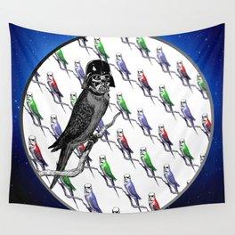 Star Birds Wall Tapestry