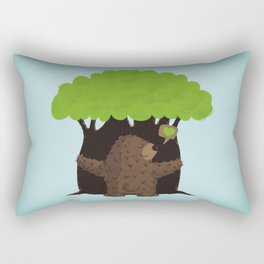 LOVE TREES Rectangular Pillow