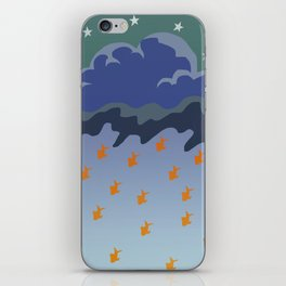 Stars and Fish iPhone Skin