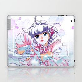 Magical Angel Creamy Mami Watercolor Laptop & iPad Skin