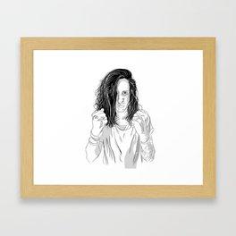 Underoath Framed Art Print