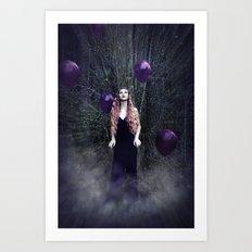 The System of Magic Art Print