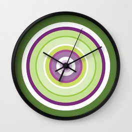 Orb No. 2 Wall Clock