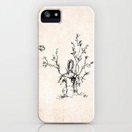 Let it live iPhone Case