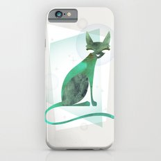 Mid-Century Feline iPhone 6s Slim Case