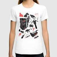 ghostbusters T-shirts featuring Artifacts: Ghostbusters by Josh Ln