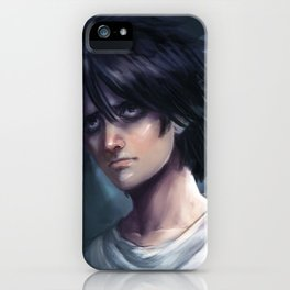 The Detective iPhone Case