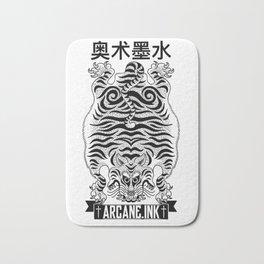 Arcane Tiger Rug Bath Mat