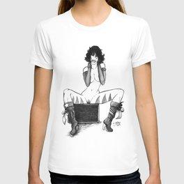 VLADRUSHKA: The Box T-shirt