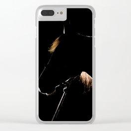 XIX Clear iPhone Case