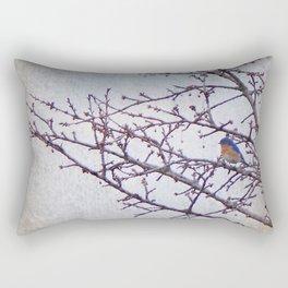 over yonder Rectangular Pillow