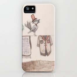 A bird iPhone Case