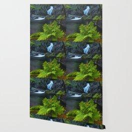 The magic waterfall Wallpaper
