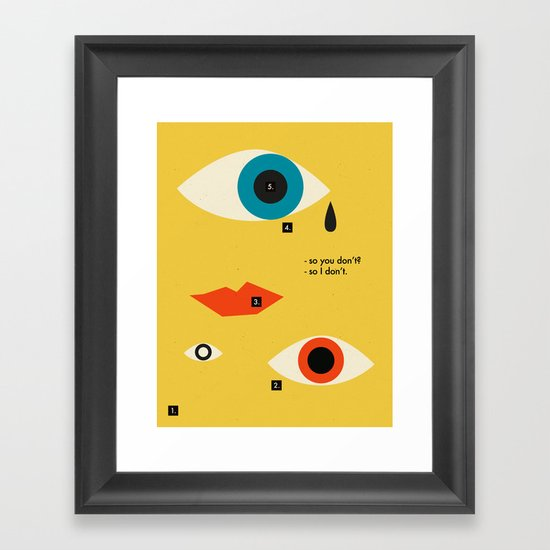 Coloradore 010 Framed Art Print