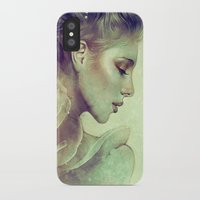kpop iPhone & iPod Cases featuring June by Anna Dittmann