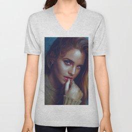 Emma Watson Unisex V-Neck