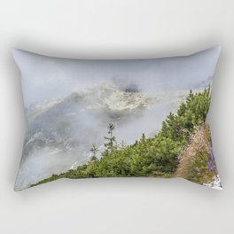 Slovak Tatras Rectangular Pillow