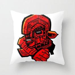 dragonseed Throw Pillow