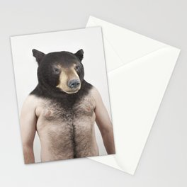 Therianthrope - Bear Stationery Cards