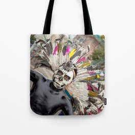 The dead can dance anywhere Tote Bag