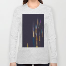 Points And Colors Long Sleeve T-shirt