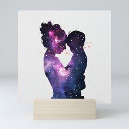 The first love. Mini Art Print