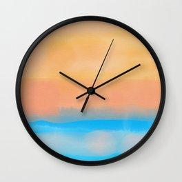 Beachscape 1 Wall Clock