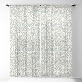 lezat dapple Sheer Curtain