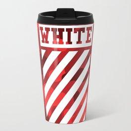 Off-White Bape Camo Red Travel Mug