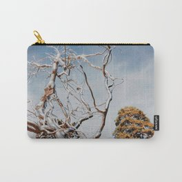 branching Carry-All Pouch