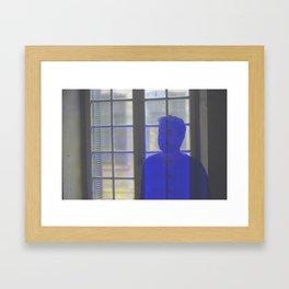 Irrecoverable Fragments - #7 Framed Art Print