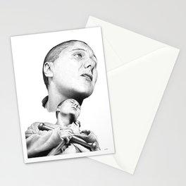 La Passion de Jeanne d'Arc Stationery Cards