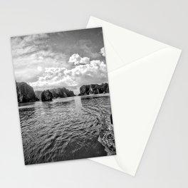 Vietnam Halong Bay 3 Stationery Cards
