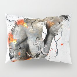 nude explore  Pillow Sham