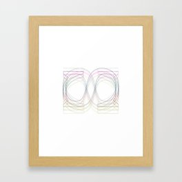 S-ymbolism Framed Art Print